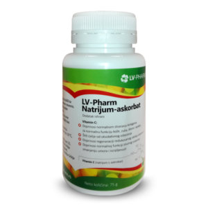 Sodium ascorbate powder 75gr