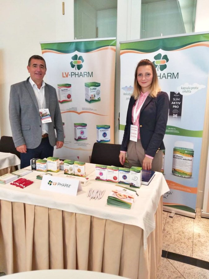 LV Pharm on ECIM congress in Ljubljana